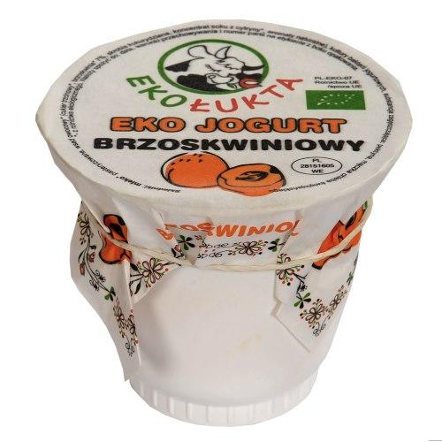 Jogurt Brzoskwiniowy EKO 200 g
