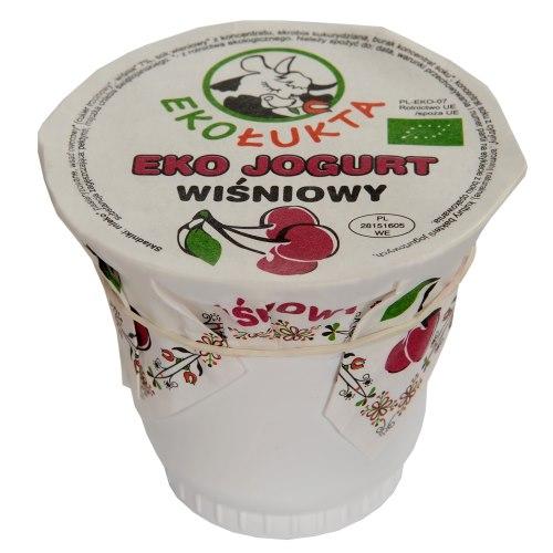 Jogurt Wiśniowy EKO